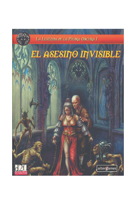EL ASESINO INVISIBLE (D20 SYSTEM)