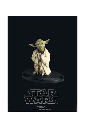 MAESTRO YODA VERSION #2 ESTATUA RESINA 7,6 CM STAR WARS