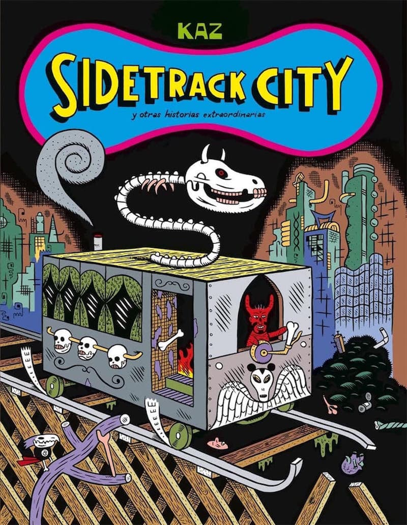SIDETRACK CITY