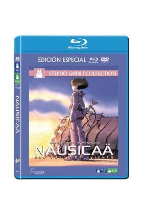 NAUSICAA DEL VALLE DEL VIENTO COMBO BLU·RAY+DVD