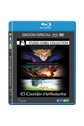 EL CASTILLO AMBULANTE COMBO BLU·RAY+DVD