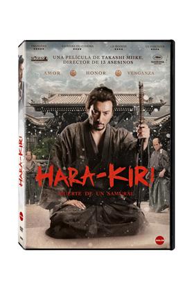 HARA-KIRI. MUERTE DE UN SAMURAI -DVD