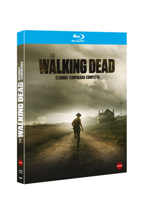 THE WALKING DEAD -2ª TEMPORADA COMPLETA BLU-RAY