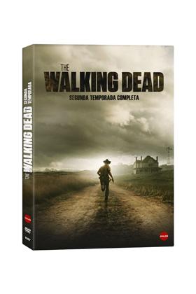 THE WALKING DEAD -2ª TEMPORADA COMPLETA DVD
