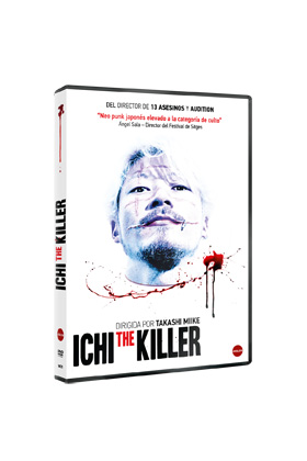 ICHI THE KILLER -DVD