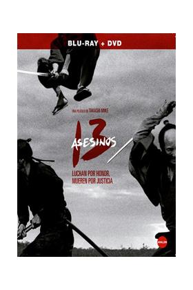 13 ASESINOS BLU-RAY