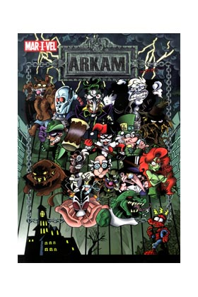 ARKAM (COMIC)