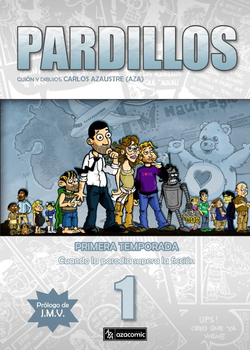PARDILLOS PRIMERA TEMPORADA (PARODIA PERDIDOS)