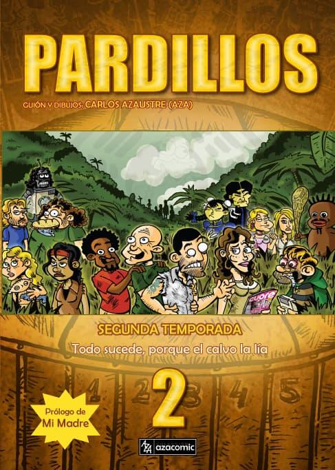 PARDILLOS SEGUNDA TEMPORADA (PARODIA PERDIDOS)