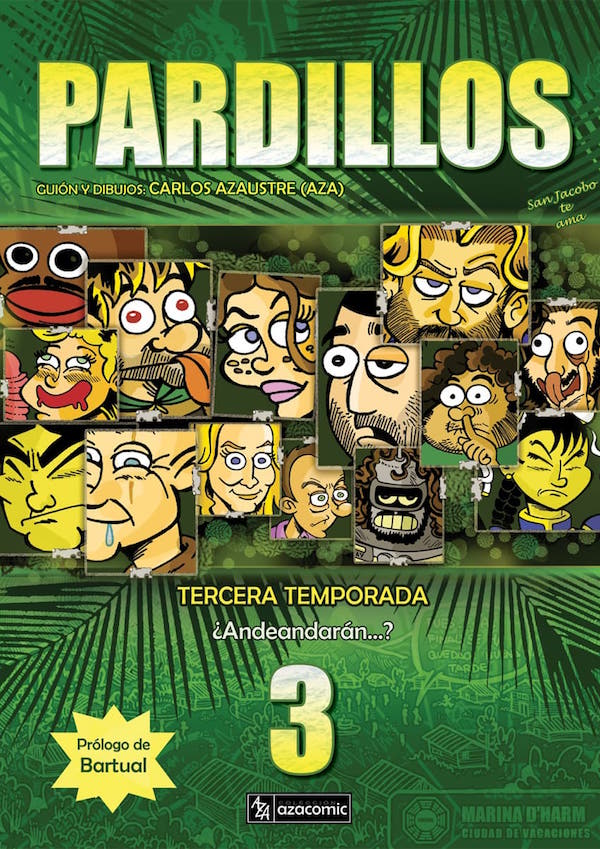 PARDILLOS TERCERA TEMPORADA (PARODIA PERDIDOS)
