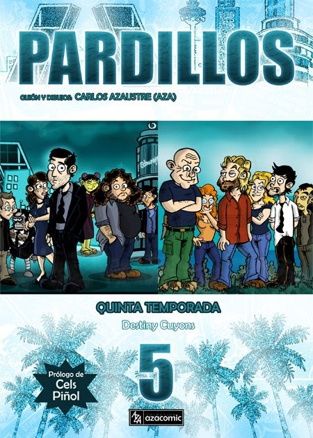 PARDILLOS QUINTA TEMPORADA (PARODIA PERDIDOS)