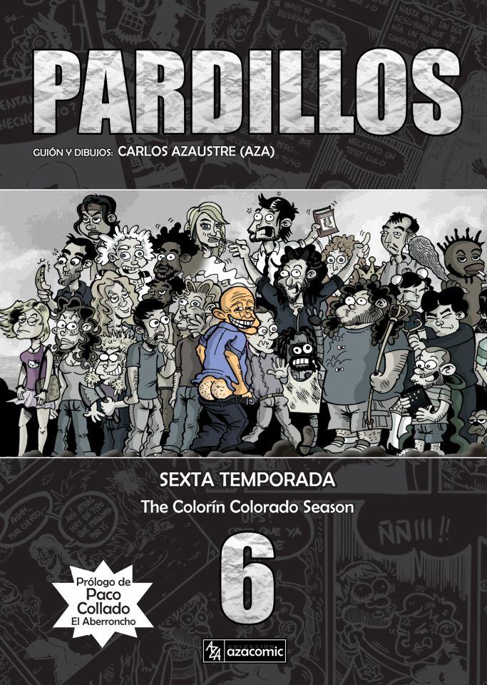 PARDILLOS SEXTA TEMPORADA (PARODIA PERDIDOS)
