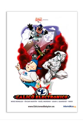 CALICO ELECTRONICO. EL FIN DE CALICO