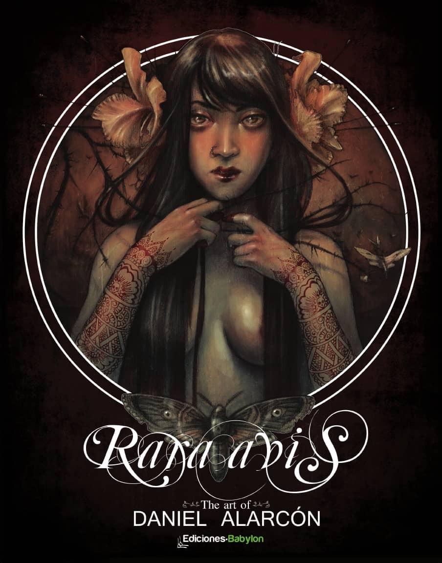 RARA AVIS: THE ART OF DANIEL ALARCÓN