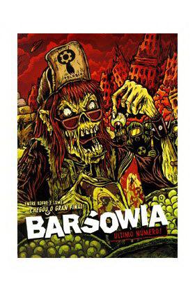 BARSOWIA 16 (ULTIMO NUMERO)