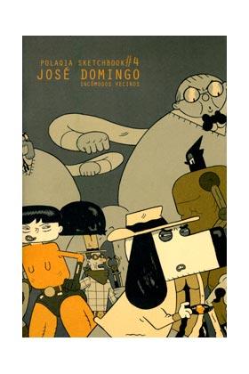POLAQIA SKETCHBOOK 04. JOSE DOMINGO