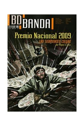 BD BANDA 04: ESPECIAL PREMIO NACIONAL: LAS SERPIENTES CIEGAS
