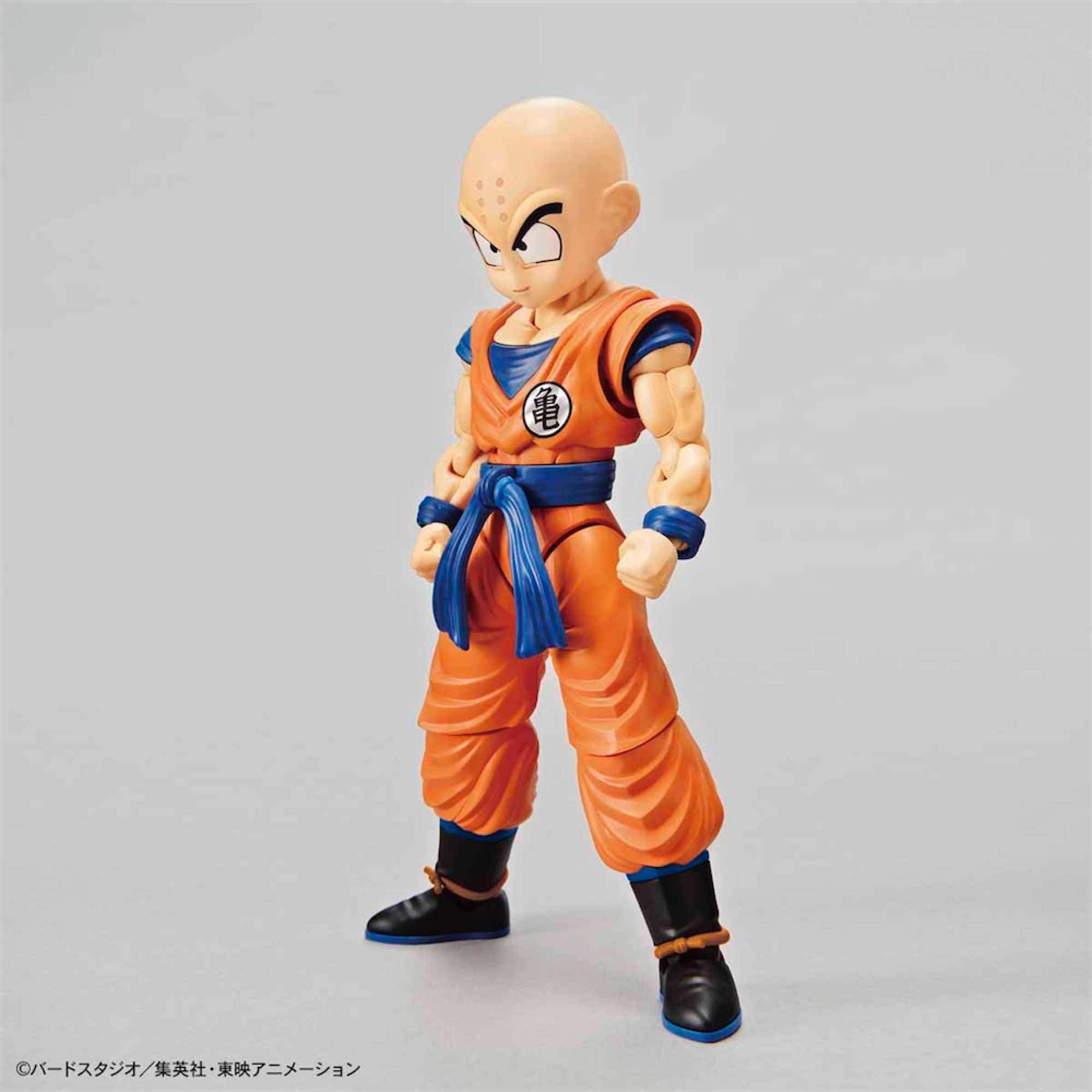 KRILIN SET MODEL KIT FIGURA 14 CM DRAGON BALL Z FIGURE-RISE STANDARD 83857P