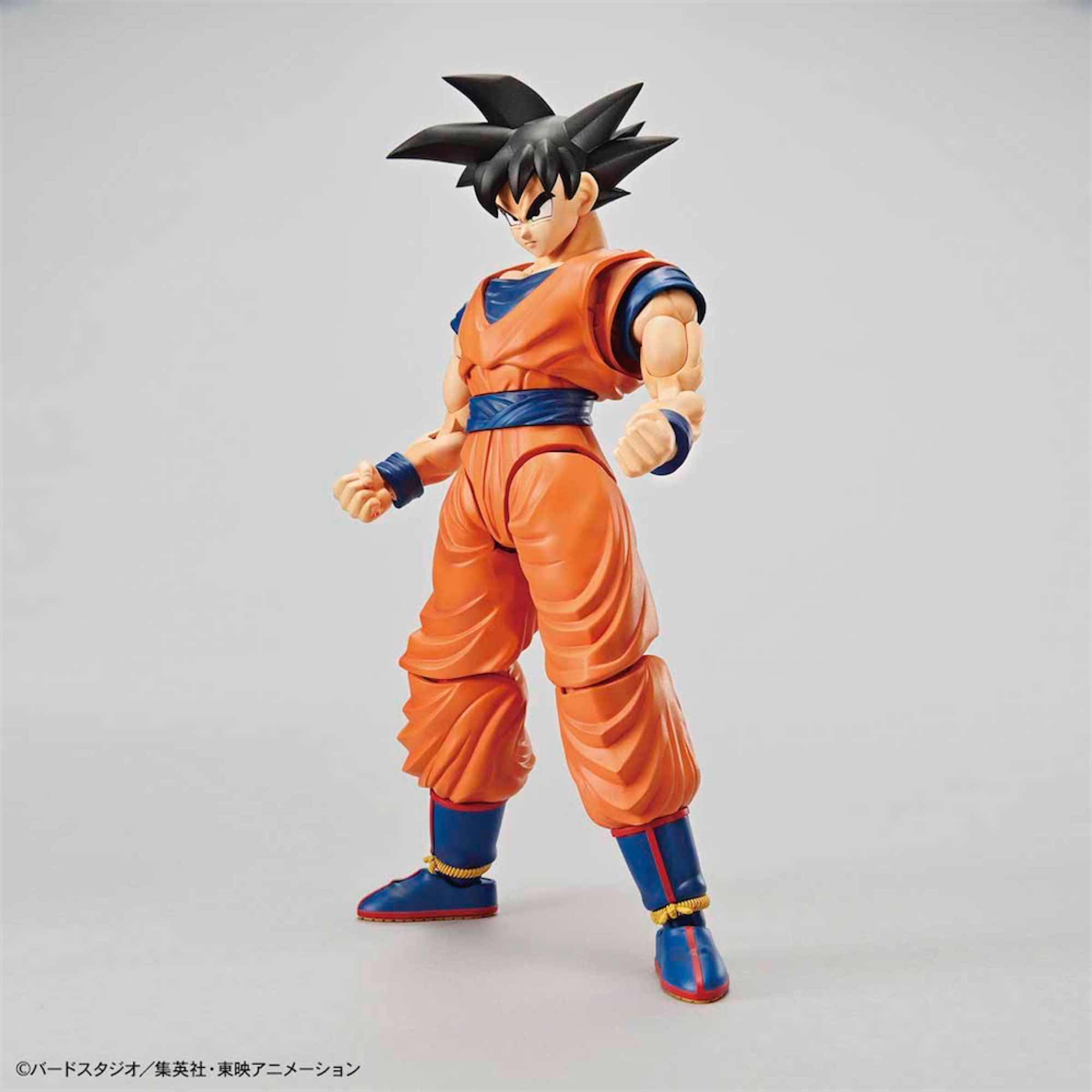 SON GOKU MODEL KIT FIGURA 16 CM DRAGON BALL Z FIGURE-RISE STANDARD 83856P