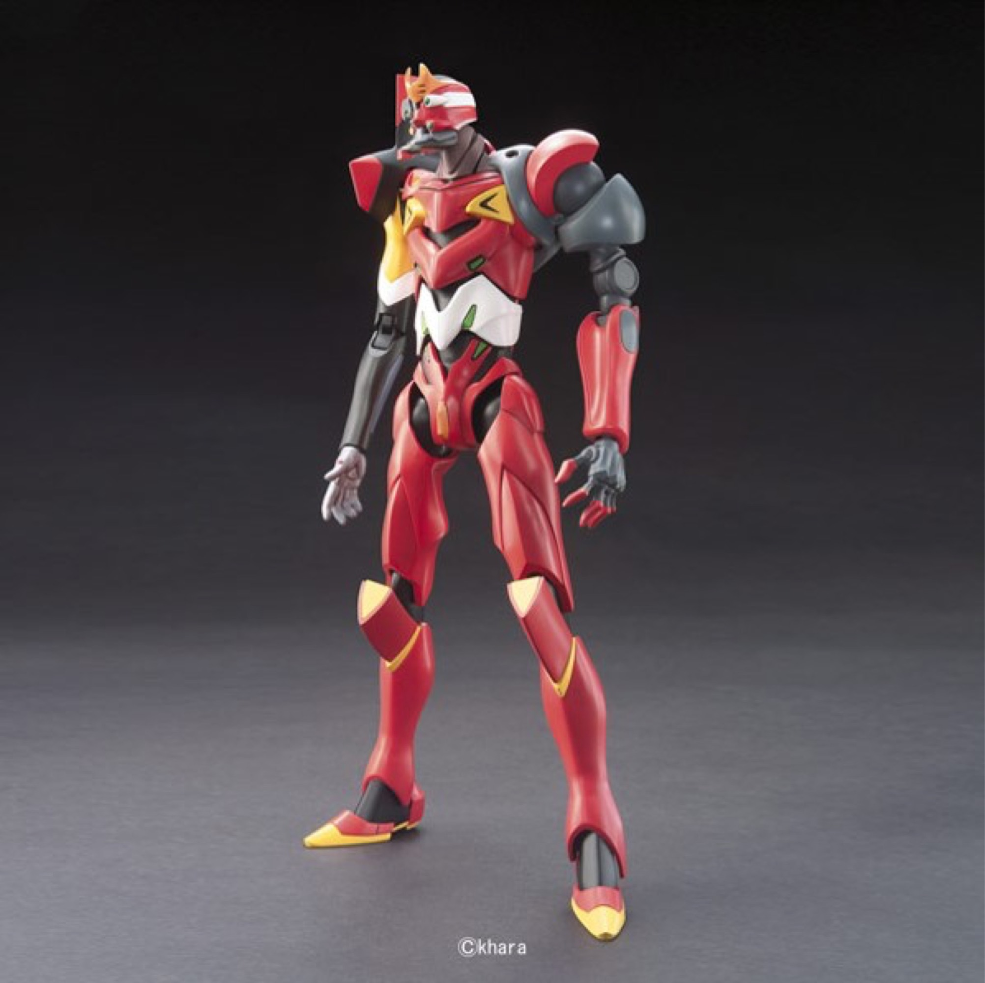 EVANGELION PRODUCTION MODEL TYPE-02'Y MODEL KIT EVANGELION MECHANIC COLLECTION SERIE