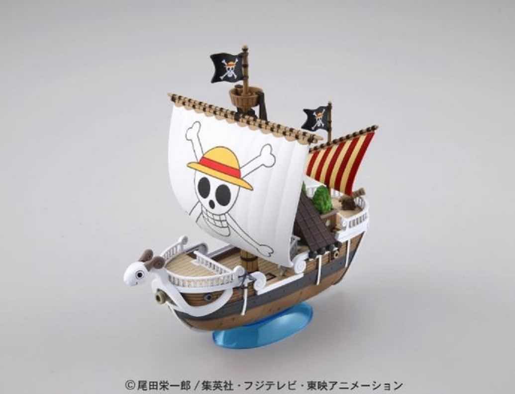GOING MERRY MODEL KIT FIGURA 15 CM ONE PIECE GRAND SHIP COLLECTION