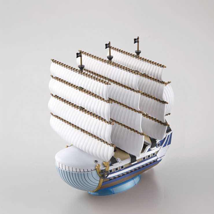 MOBY DICK MODEL KIT FIGURA 15 CM ONE PIECE GRAND SHIP COLLECTION