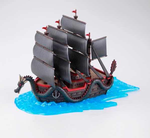 DRAGON'S SHIP MODEL KIT FIGURA 15 CM ONE PIECE GRAND SHIP COLLECTION 83338P