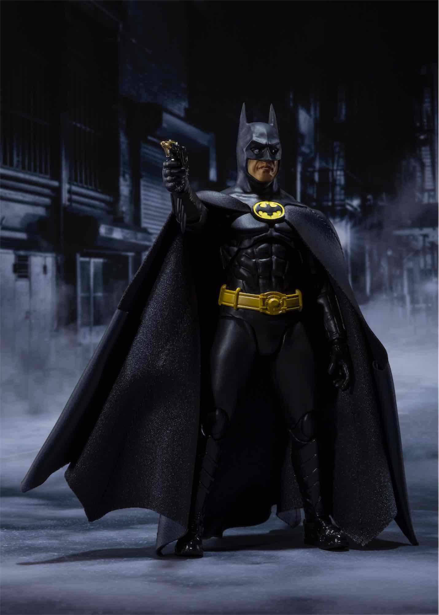 BATMAN (1989) FIGURA 15 CM BATMAN S.H. FIGUARTS