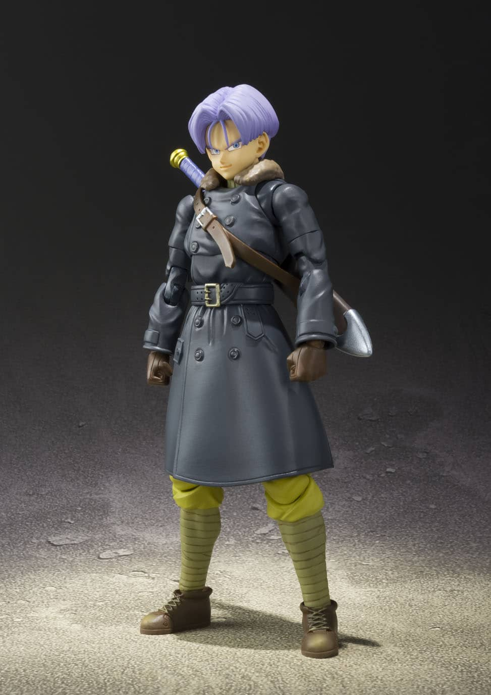 TRUNKS XENOVERSE EDITION FIGURA 14 CM DRAGON BALL XENOVERSE SH FIGUARTS