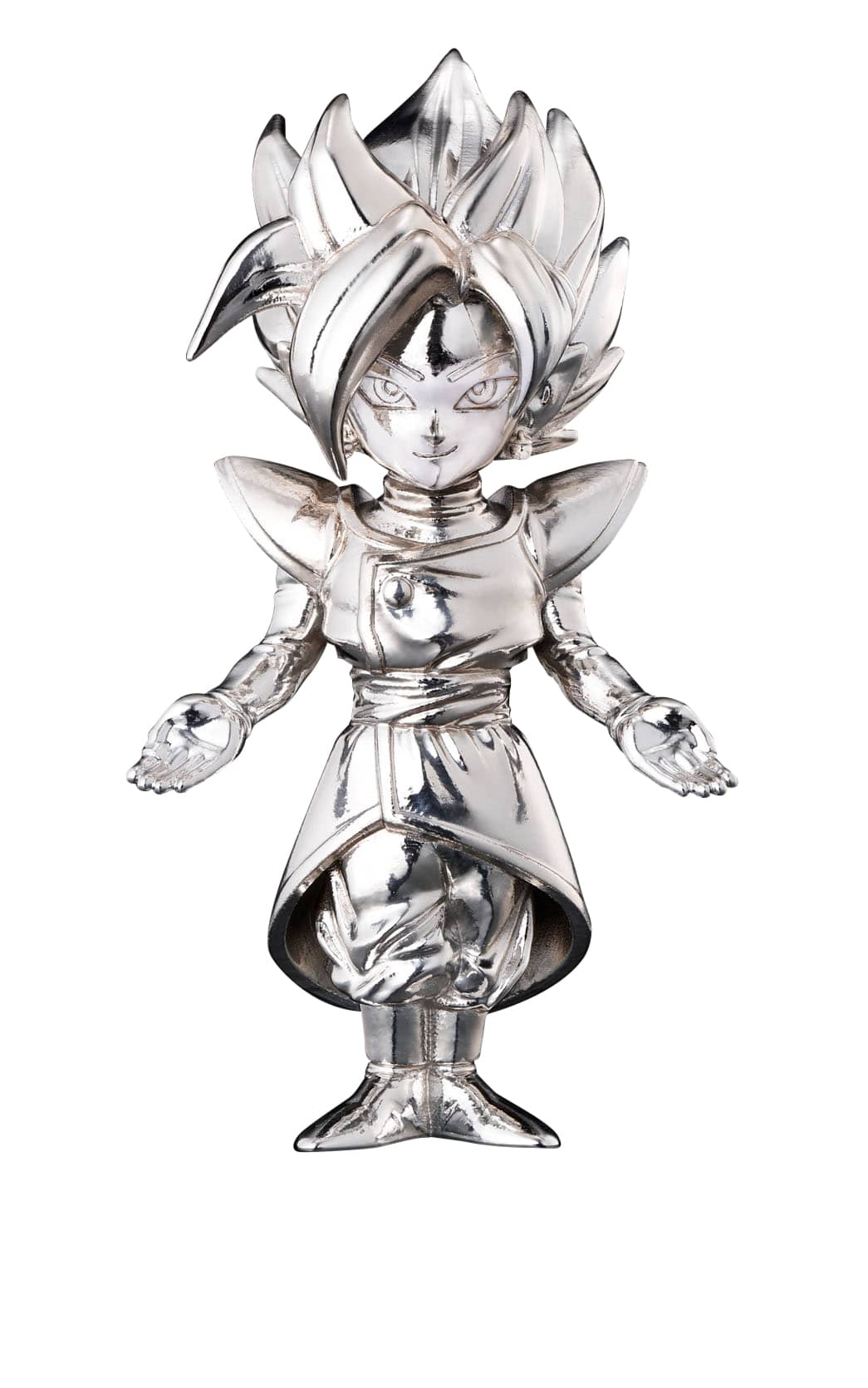 ZAMASU (POTARA) DZ 15 FIGURA 7 CM DRAGON BALL SUPER ABSOLUTE CHOGOKIN