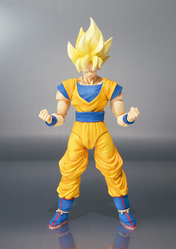SUPER SAIYAN BROLY FIG 22 CM DRAGON BALL KAI SH FIGUARTS