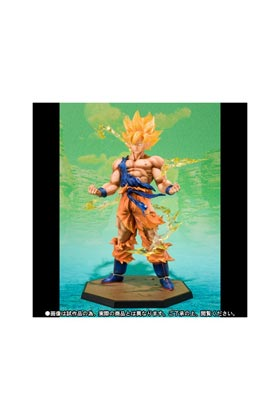 SUPER SAIYAN GOKU  FIG 16 CM DRAGON BALL Z FIGUARTS ZERO