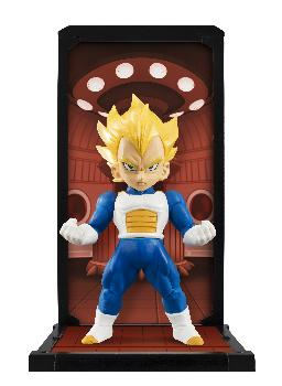 SUPER SAIYAN VEGETA FIGURA 9 CM DRAGON BALL KAI TAMASHII BUDDIES