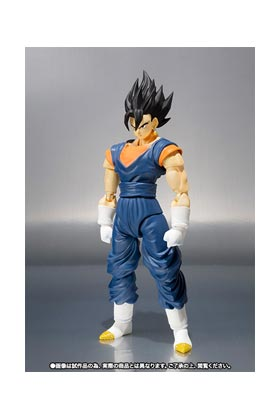 VEGETTO FIGURA 15 CM DRAGON BALL Z SH FIGUARTS