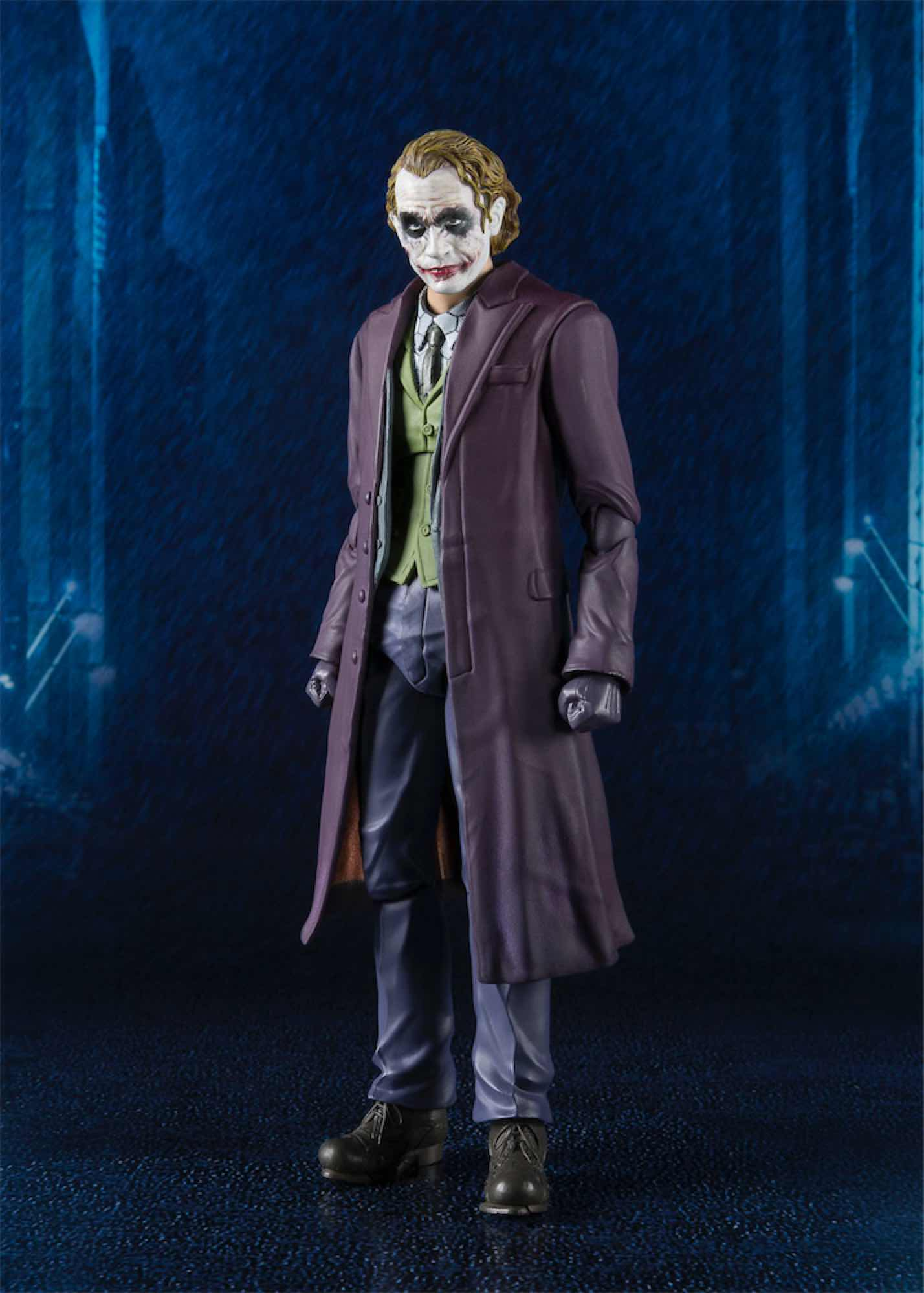 JOKER FIGURA 15.5 CM THE DARK KNIGHT SH FIGUARTS