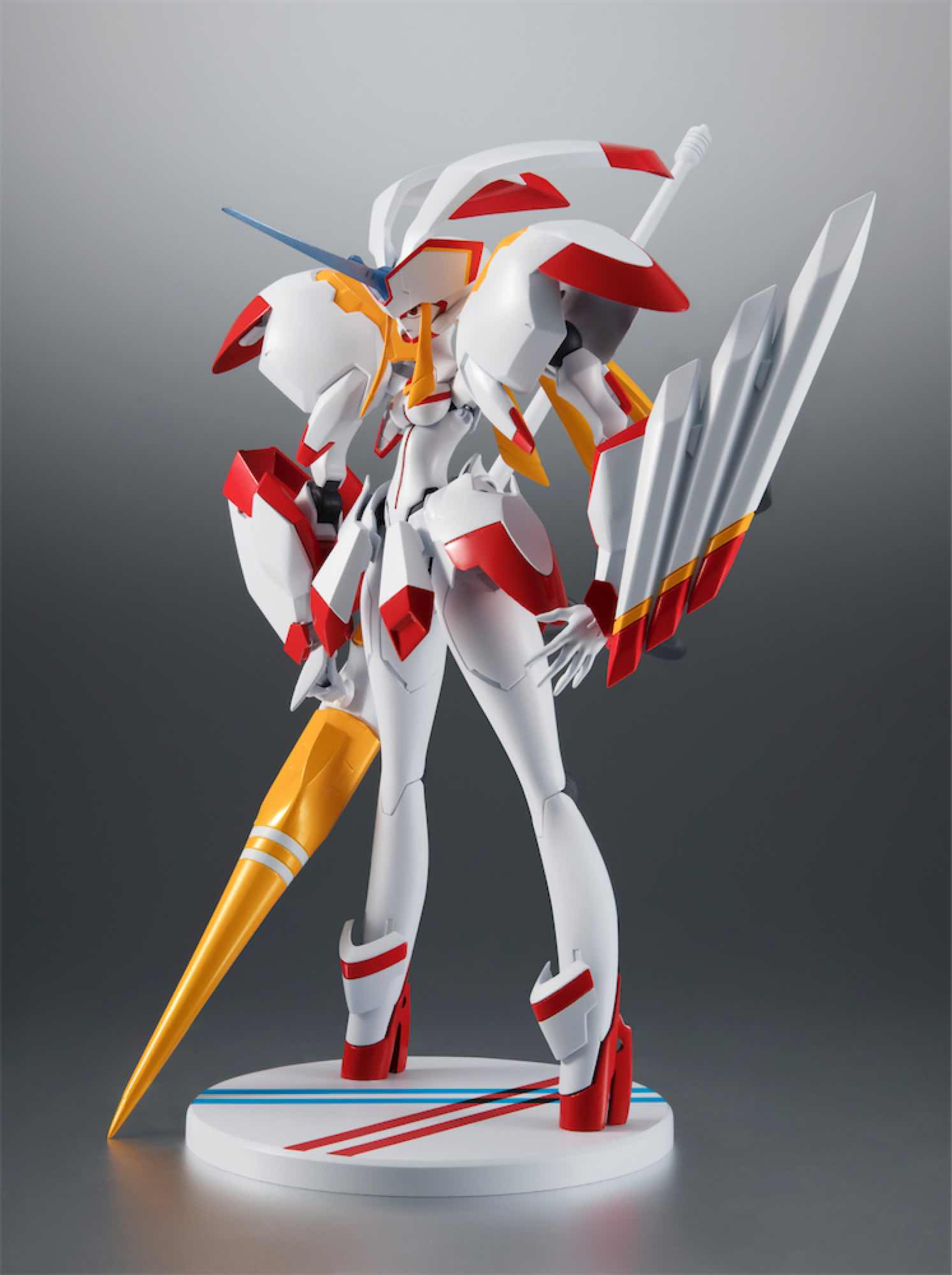 STRELIZIA FIGURA 16 CM DARLING IN THE FRANXX THE ROBOT SPIRITS