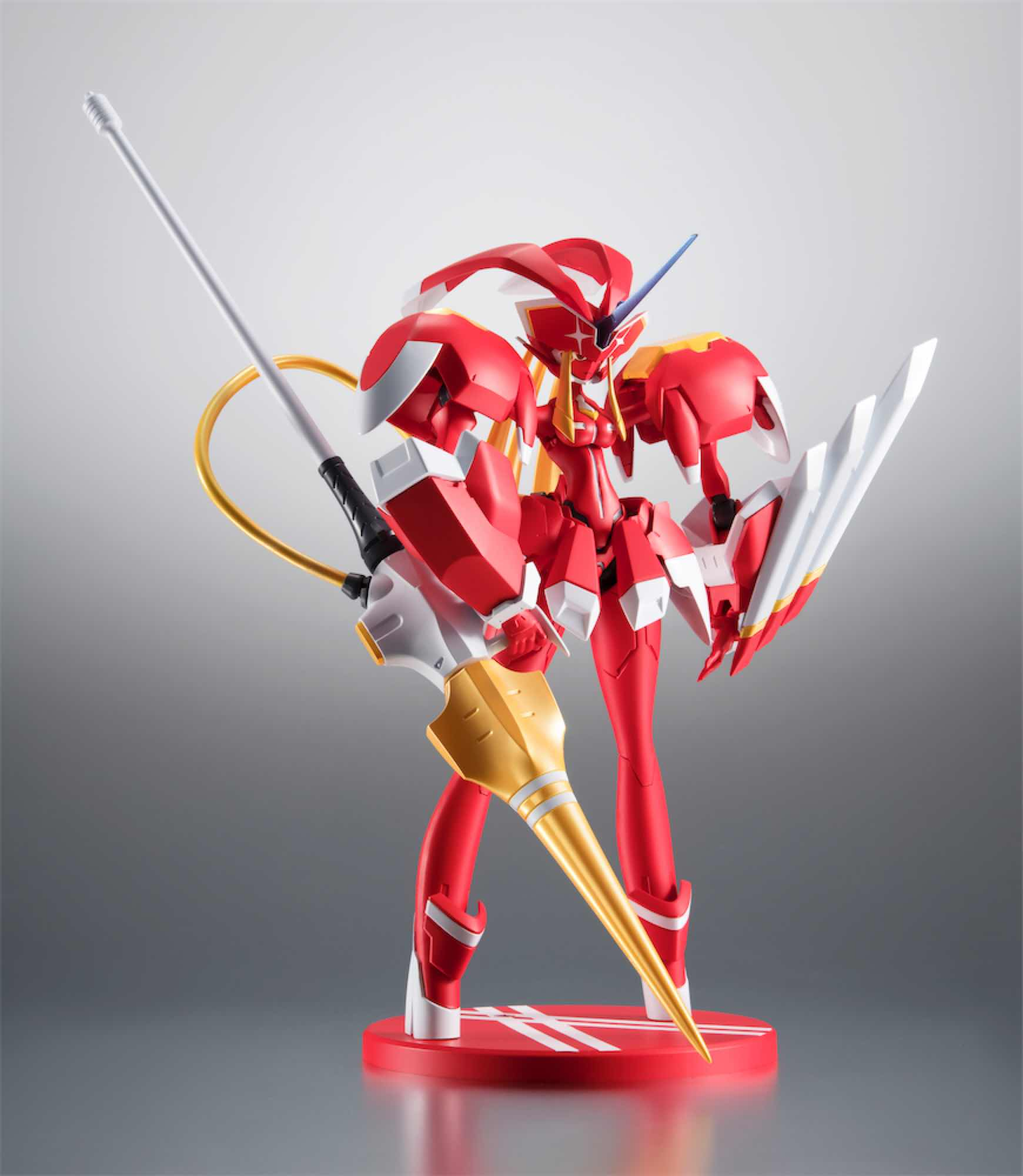 STRELITZIA XX FIGURA 16 CM DARLING IN THE FRANXX THE ROBOT SPIRITS