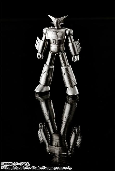GETTER ROBOT ONE FIGURA 7 CM GETTER ROBOT ABSOLUTE CHOGOKIN