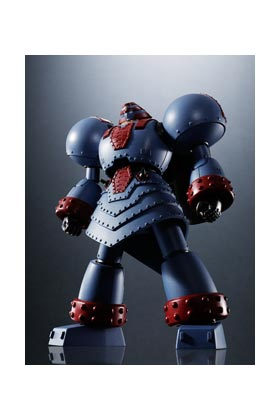 GIANT ROBO THE ANIMATION VERSION FIGURA 15 CM GIANT ROBO SUPER ROBOT CHOGOKIN