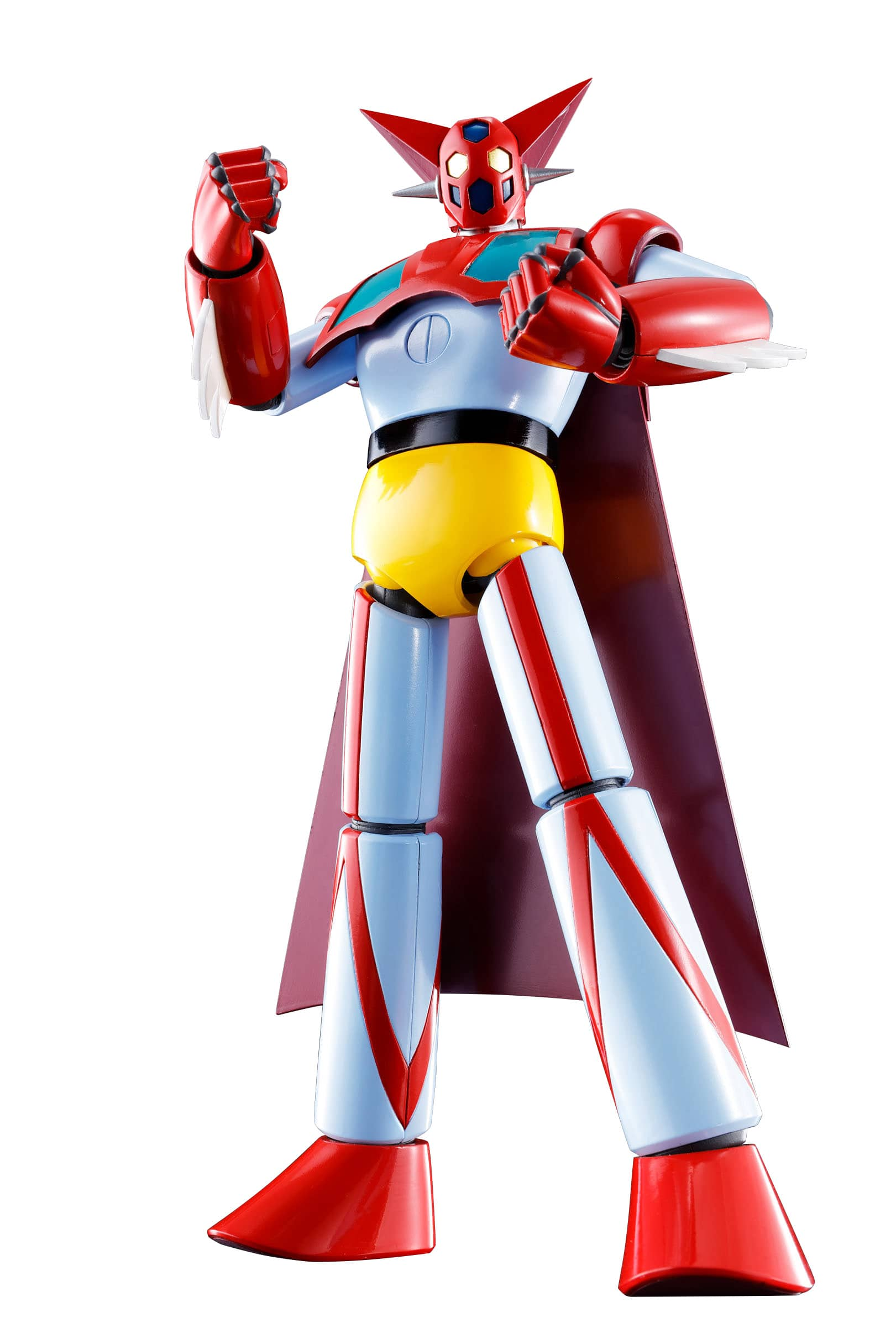 GX-74 GETTER 1 D.C. TV ANIME VERSION FIGURA 18 CM GETTER ROBO SOUL OF CHOGOKIN