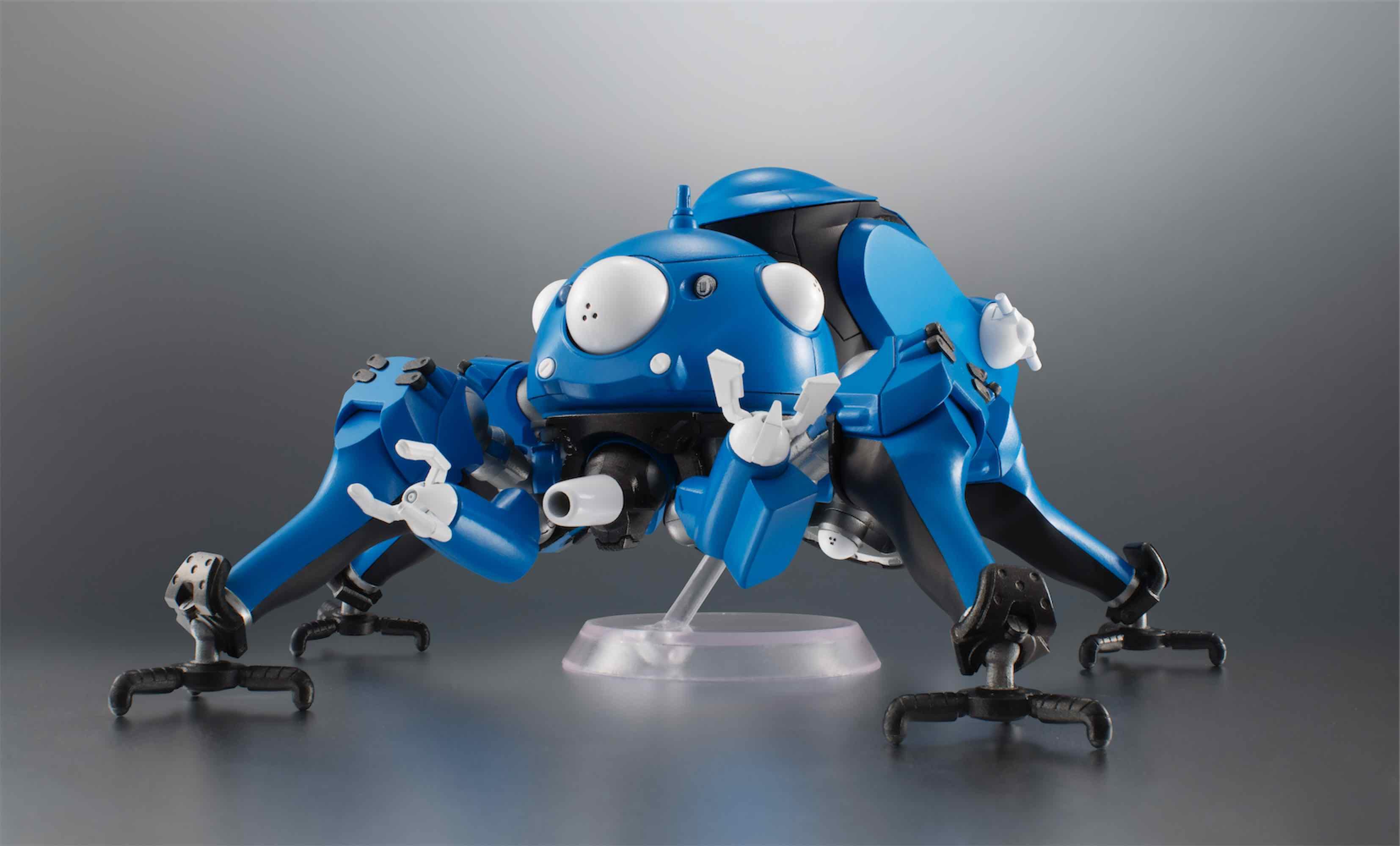 TACHIKOMA FIGURA 8 CM GHOST IN THE SHELL SAC 2045 THE ROBOT SPIRITS