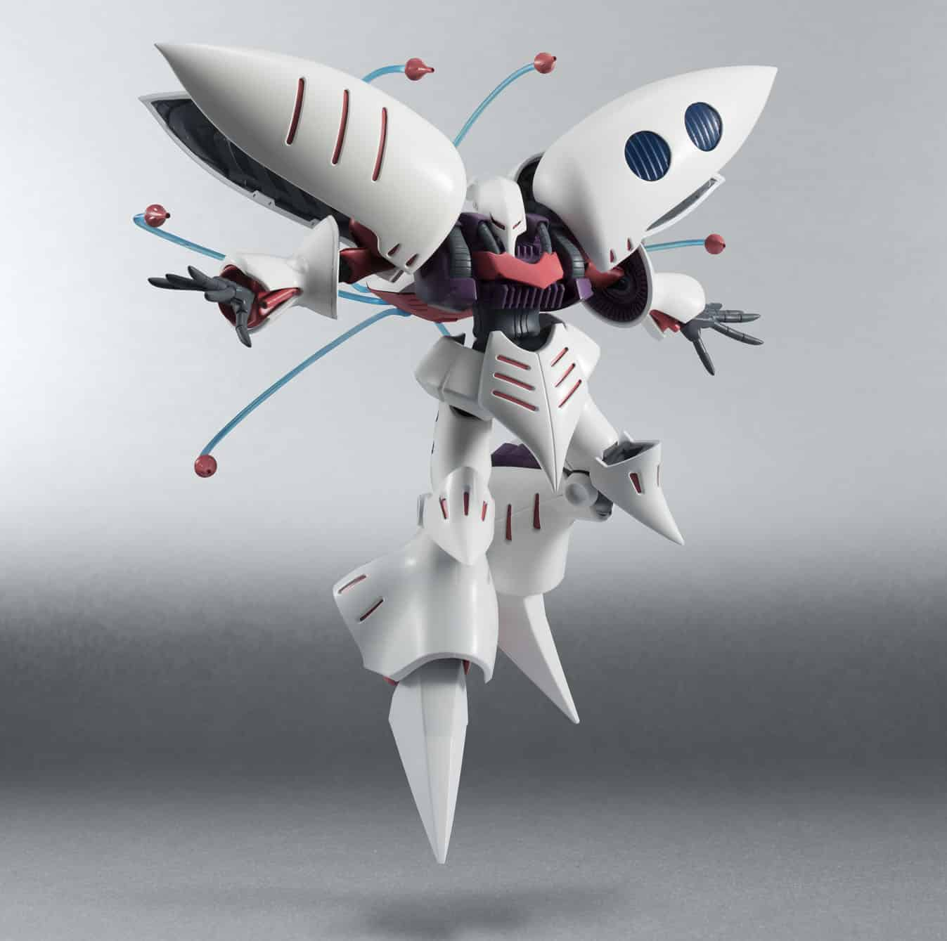QUBELEY FIGURA 12,5 CM MOBILE SUIT ZETA GUNDAM ROBOT SPIRITS