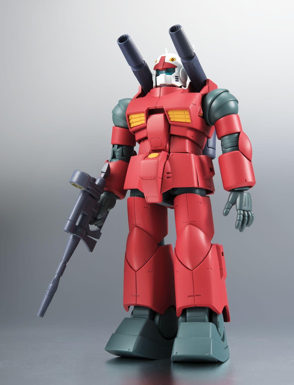RX-77-2 GUNCANNON VER. ANIME FIGURA 12.5 CM MOBILE SUIT GUNDAM ROBOT SPIRITS