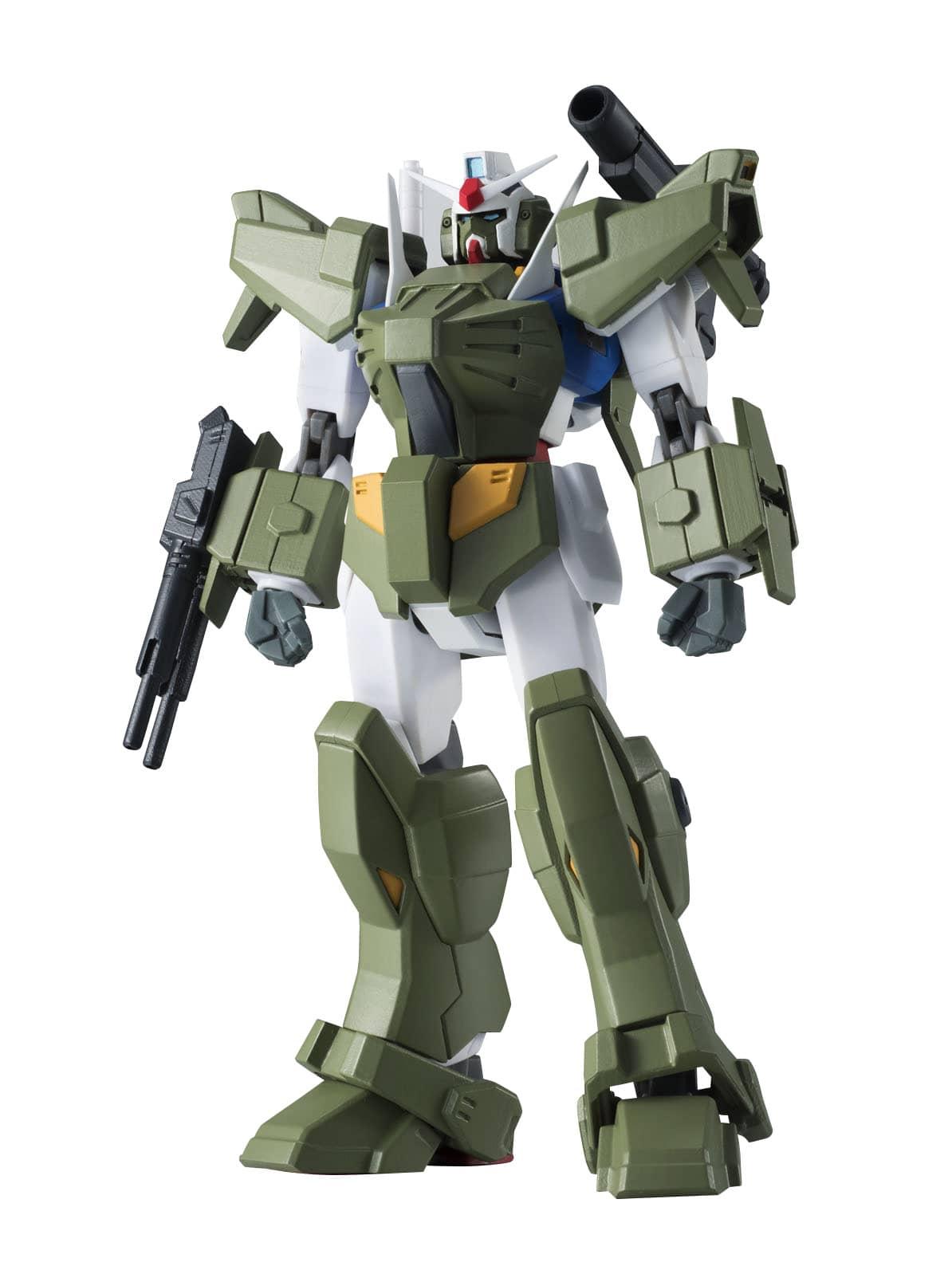 FULL ARMOR 0 GUNDAM FIGURA 12 CM MSG 00V ROBOT SPIRITS