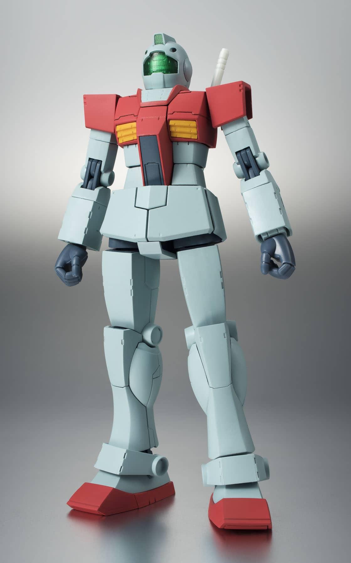 RGM-79 GM VER. A.N.I.M.E. FIGURA 12.5 CM MOBILE SUIT GUNDAM ROBOT SPIRITS
