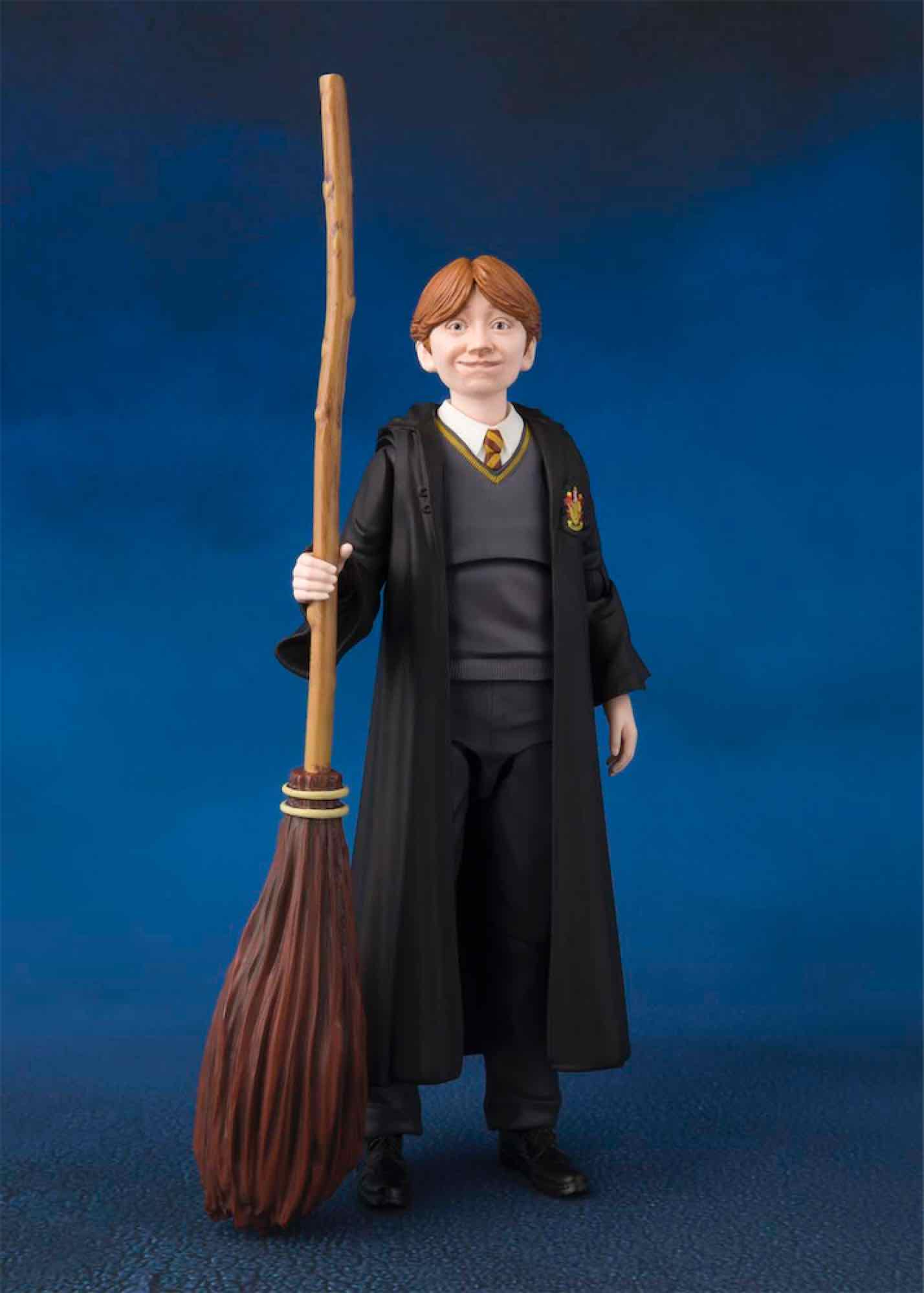 RON WEASLEY FIGURA 12 CM HARRY POTTER AND THE PHILOSOPHER'S STONE SH FIGUARTS