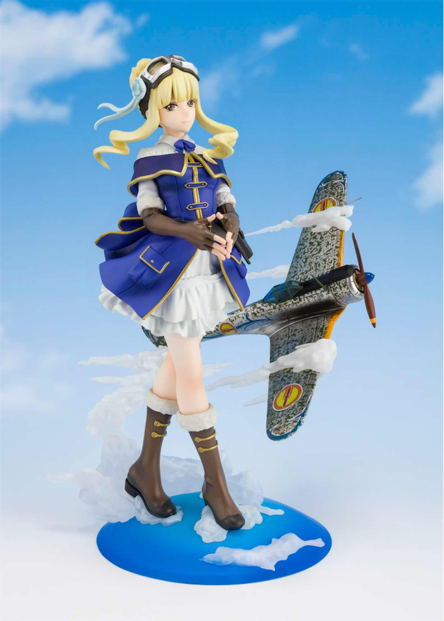 ENMA FIGURA 17 CM THE KOTOBUKI SQUADRON IN THE WILDERNESS FIGUARTS ZERO
