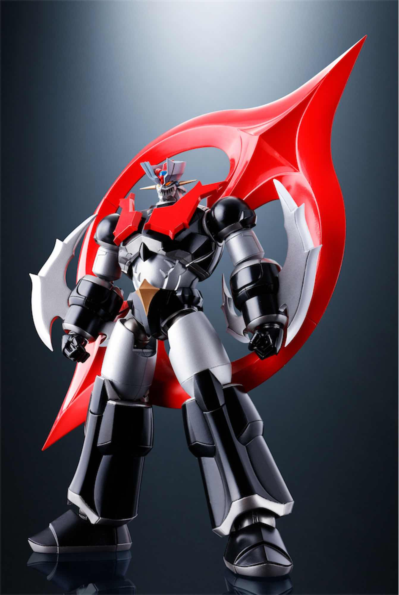 SHIN MAZINGER ZERO FIG 16.5 CM SUPER ROBOT CHOGOKIN