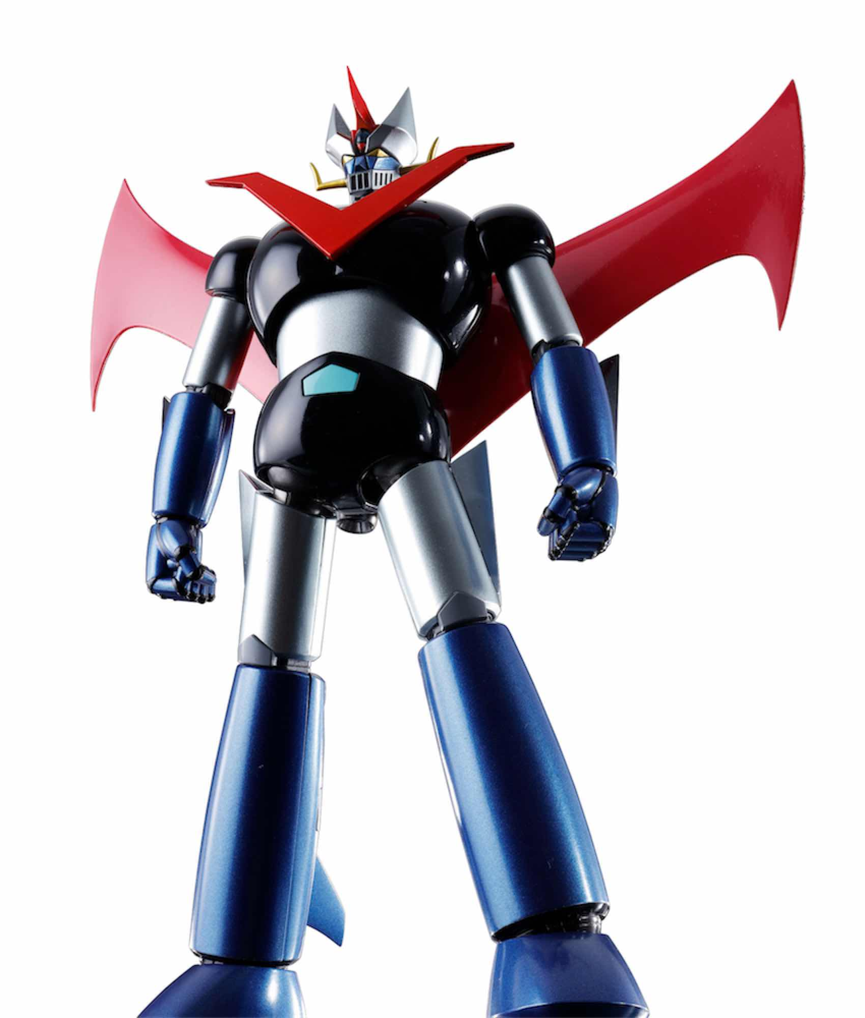 GREAT MAZINGER GX-73 DYNAMIC CLASSIC FIGURA 18 CM GREAT MAZINGER SOUL OF CHOGOKIN