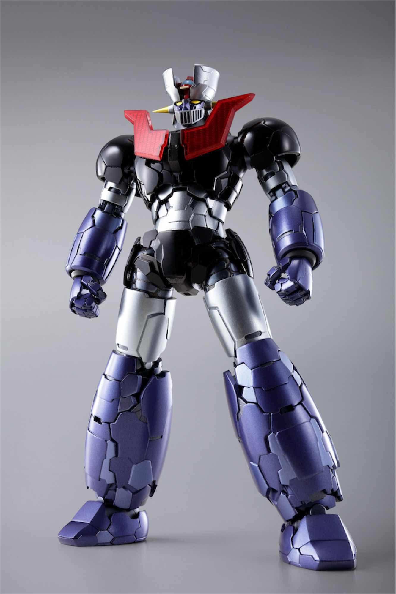 MAZINGER Z FIGURA 18 CM MAZINGER Z INFINITY MOVIE METAL BUILD